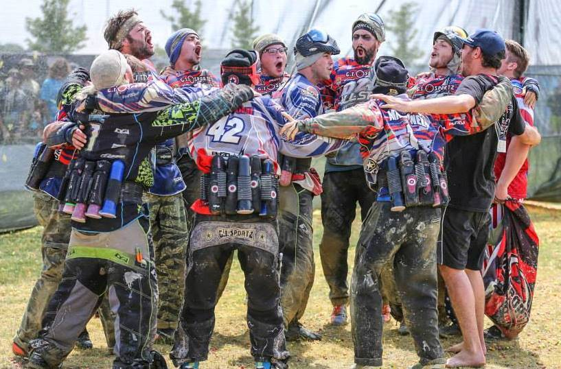 Drop Zone Paintball - Drop Zone Paintball